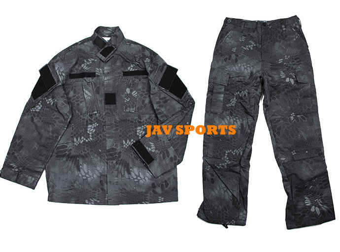 TMC SWAT Tactical R6 Prowls Night Camouflage Kryptek Typhon Tactical Uniform+Free shipping(SKU12050377) tmc mp7 holster swat tactical drop leg holster in night prowls kryptek typhon free shipping sku12050459