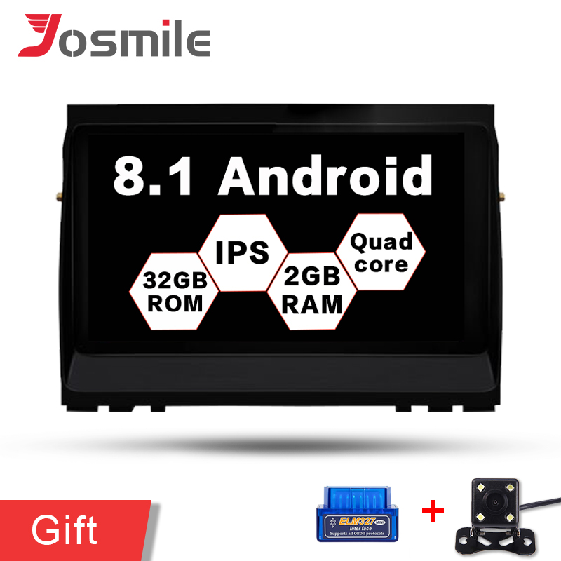 Android 8 1 Car Multimedia Player NAVI For Land Rover Discovery 3 LR3 L319 2004 2009