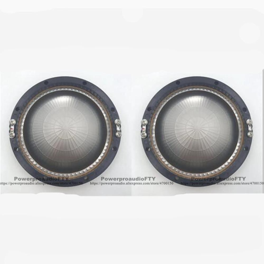 2 piece Replacement Diaphragm For JBL 2446H 2447H 2445H 2450H 2451H 2452H 8 Ohm