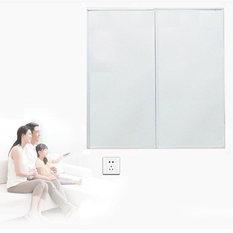 YC6-2, 6 Pçs/lote, aquecimento Infravermelho, super slim eficiência elevada, painel aquecedor de cristal de carbono, infravermelho distante radiante bom para o corpo humano,
