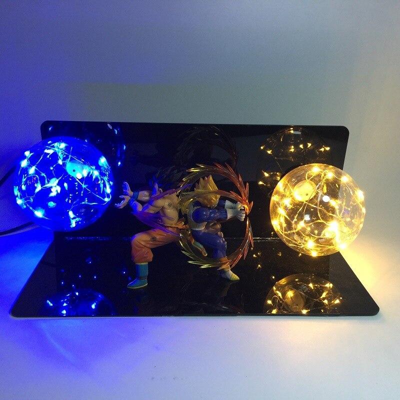 1/6 échelle Dragon Ball Anime Figure Goku poupées Kakarotto végéta Action Figure résine Statue buste modèle décoration jouet Ver