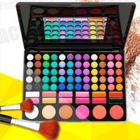 Fashionable Eyeshadow Palettes Kit Portable Long Lasting Makeup Palette 78 Color Eye Shadow For Sale Free