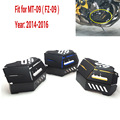Восстановление Бака сож Экранирование Крышка Для Yamaha MT-09 FZ-09 MT FZ 09 MT09 FZ09 2014 2015 Высокое Качество ЧПУ Алюминиевый