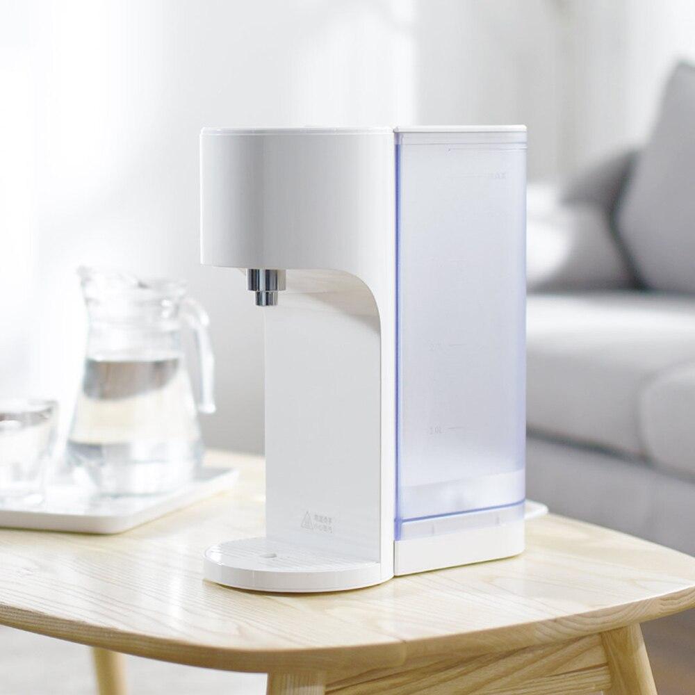 Xiaomi Viomi 4L умный мгновенный горячий диспенсер для воды качество Indes детское молоко партнер нагреватель бутылка для воды приложение управлени...