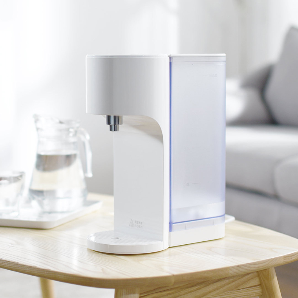 Xiaomi Viomi <font><b>4L</b></font> Smart Instant Hot Water Dispenser Water-Quality Indes Baby Milk Partner Heater Drinking Water <font><b>Kettle</b></font> APP Control image