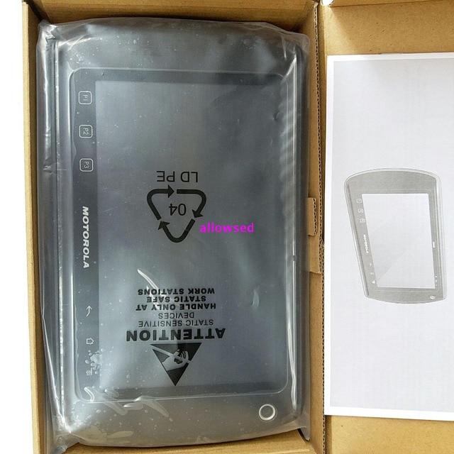 NEUE Symbol Motorola MC75A MC75A0 2D WiFi Laser Barcode Scanner ...