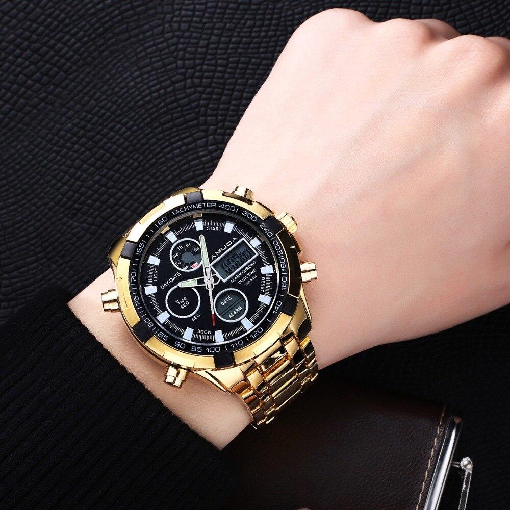 40344d010668 Reloj deportivo Amuda para hombre