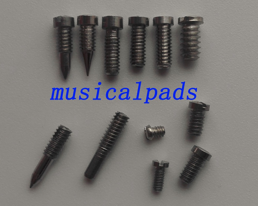 (50pieces/lots) Clarinet Screws Clarinet Parts Accessories In Clarinet Repairment