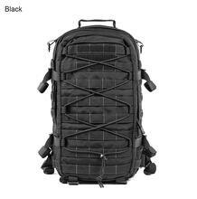 20~30л военный 1000D нейлон ткань Сумка унисекс Водонепроницаемый черный хаки ПУ Цвет сумки РР5-0068