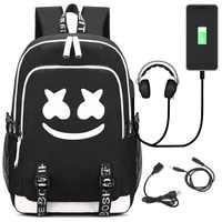 9a0a22c0b654 2019 подростковые школьные сумки для учеников, usb рюкзак для ноутбука для  девочек и мальчиков,