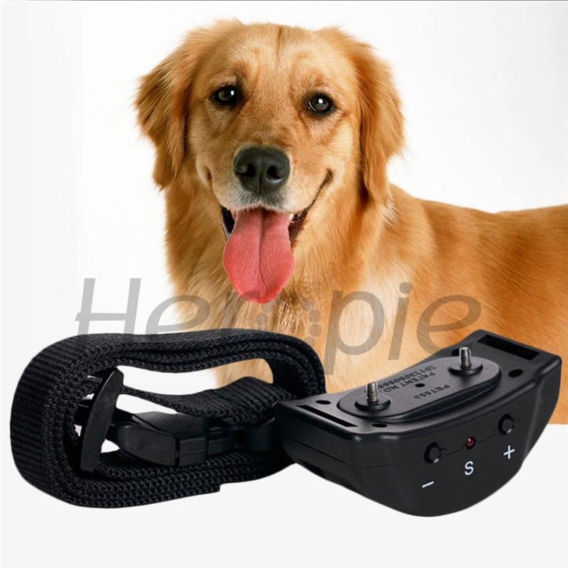 Heropie No Corteza Collar Electrónico Collar Automático Contra - Productos animales