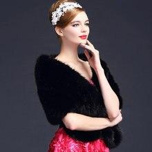 Женское теплое Болеро bealegantom черная теплая накидка для