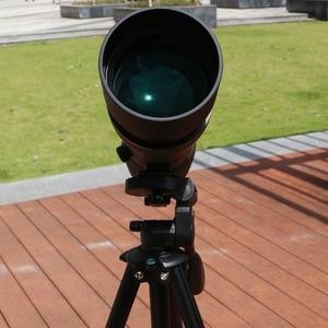 "Image 3 - Svbony 20 60x80 Zoom Spotting Scope Stikstof Gevuld Water Proof Telescoop Dual Focus Mechanisme Metalen Body W/54 ""aluminium Statief"