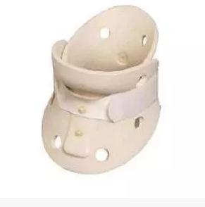 Health care support neck collar for the polymer coated doctor collar neck type of cervical spondylosis of cervical neck S/M/L