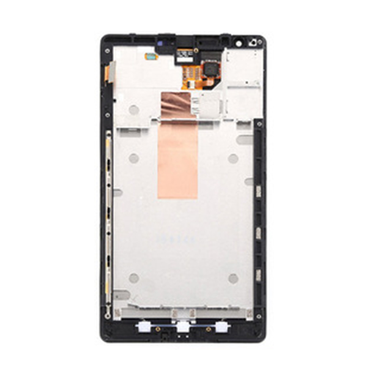 New LCD For Nokia Lumia 1520 LCD Display Touch Screen with frame Digitizer Panel Assembly Replacement PartsNew LCD For Nokia Lumia 1520 LCD Display Touch Screen with frame Digitizer Panel Assembly Replacement Parts