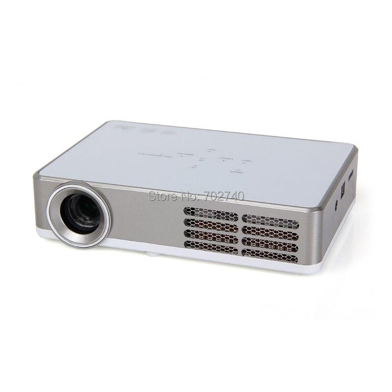 Full Hd Smart Dlp300b Mini Projector Lcd 3d Home Theater: New Hot Sale DLP 6200Lumens Android 4.4 Mini Projector