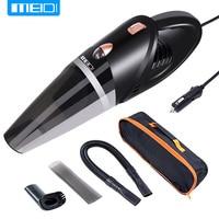MEIDI Car Vacuum 12V 106W Wet&Dry Dual Use Car Vacuum Cleaner Portable Car Handheld Vacuum Cleaner 14.7FT(5M) Power Cord