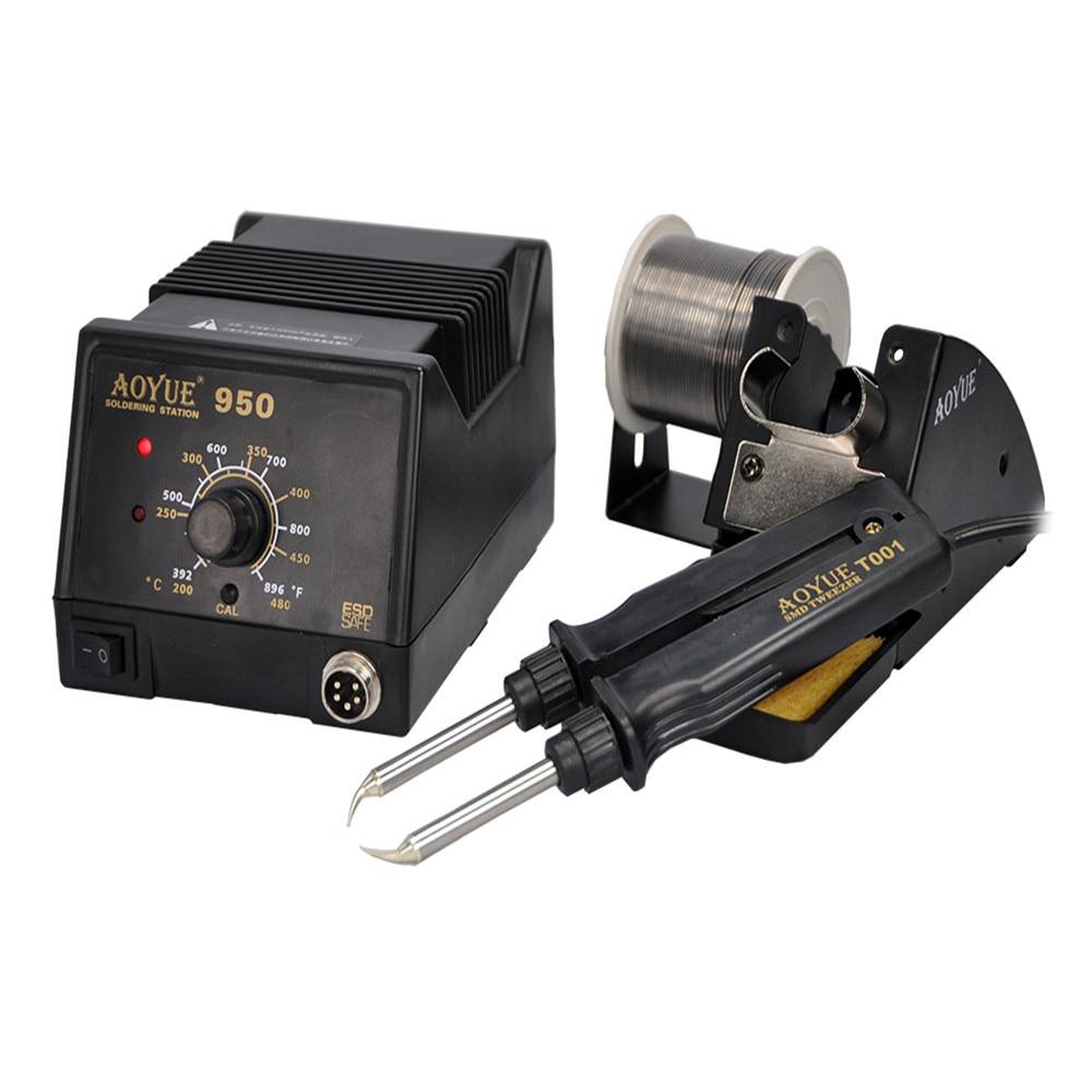 ᗜ LjഃOriginal aoyue 950 45 W SMD termostato antiestático IC ...