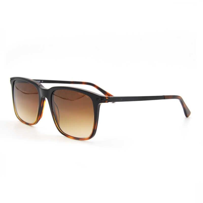 8a9c55dbf Sunglasses mens Fashion Unisex Square Vintage Polarized glasses Polaroid  Women Rivets Metal Design Retro Sun glasses