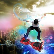 ul Multicoloured street wheel Hoverboard 6.5 Inch Oxboard Lithium Battery Self Balancing Scooter Stereo Balance Board free ship