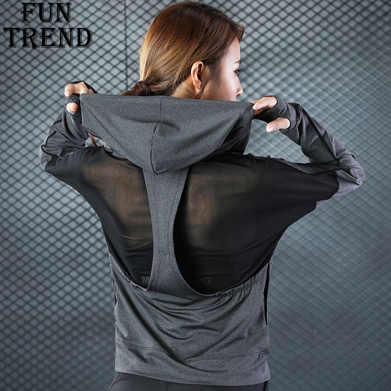 Jacket Coat Women Jersey Hoodie Sweatshirt Zipper Sport Jacket Yoga Shirt Sport Shirt Sport Tracksuit Fitness Yoga Running Shirt latest new printed yoga sport jacket women anti sweat nylon running jogger coat elastic fitness jacket top with thumb holes