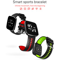 Smart Wristband Band Heart Rate Fitness Tracker Bracelet Blood Pressure Oxygen Monitor Sport Watch For Samsung