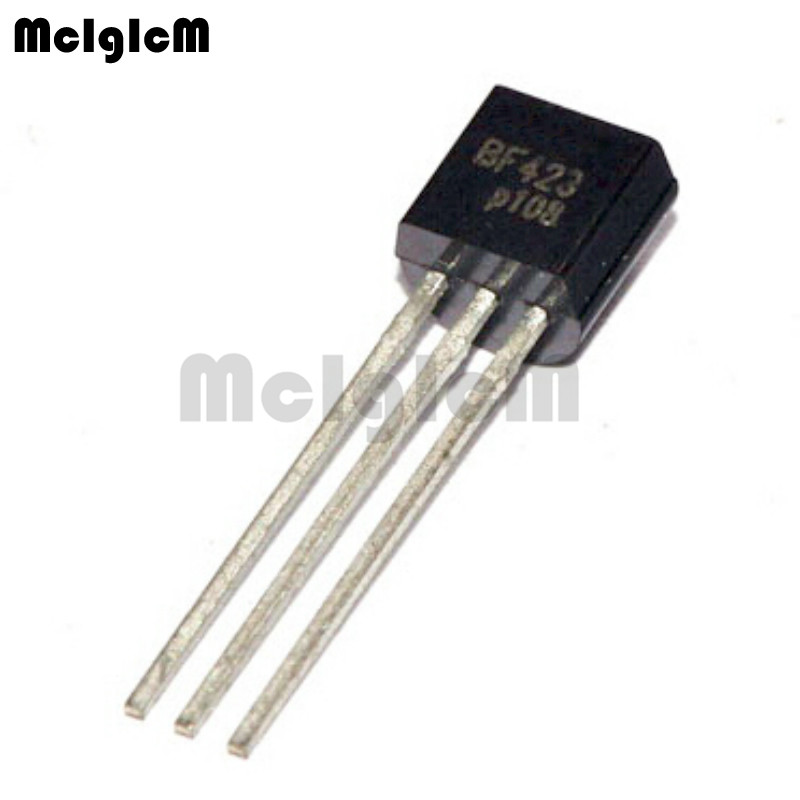 MCIGICM 5000pcs in line triode transistor TO 92 0.1A 250V PNP BF423-in Transistors from Electronic Components & Supplies    1