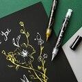 1 шт.  ручка-карандаш Janpan  цветные маркерные ручки для каллиграфии  подарок для рисования  канцелярские принадлежности для художественной шк...