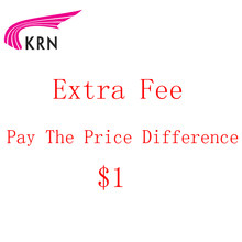 KRN Price Difference(China)