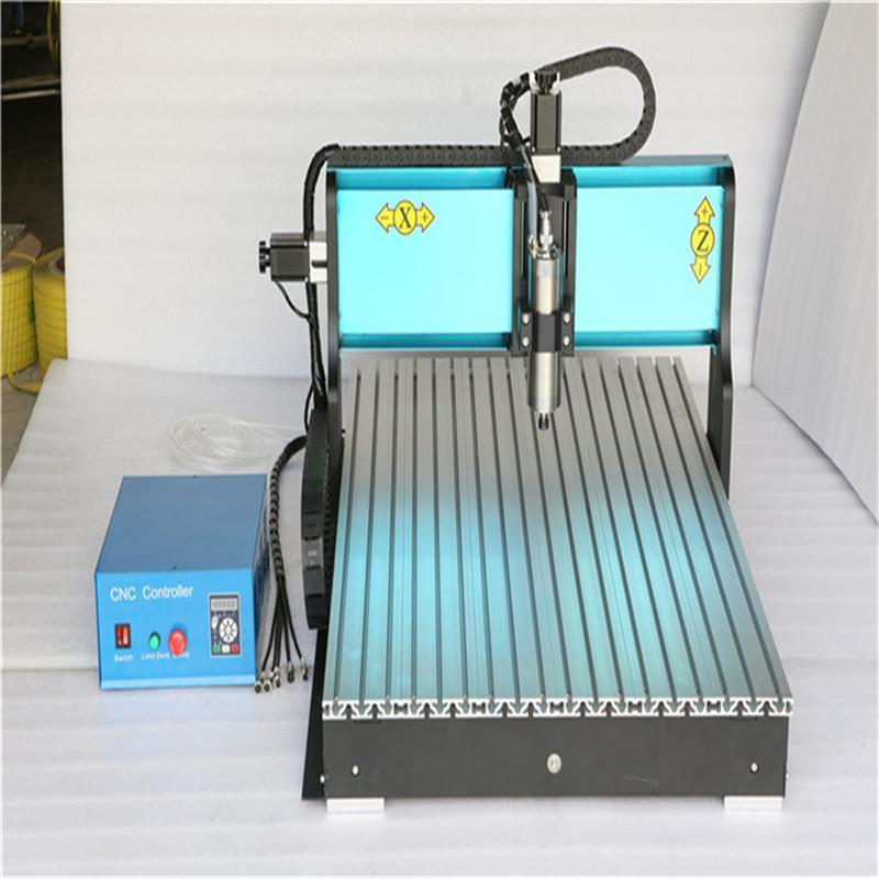 Free DHL FT High Speed 4 Axis 800W Affordable CNC Router with USB Port Precision Drilling Machine for Woodworking 6090  jft new arrival high speed 4 axis 800w affordable cnc router with usb port precision drilling machine for woodworking 6090