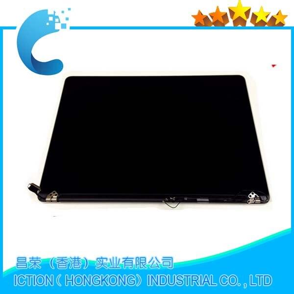 Année 2013 2014 Ordinateur portable Neuf A1398 Assemblée D'affichage LCD pour Apple Macbook Pro Retina 15 A1398 D'affichage À CRISTAUX LIQUIDES assemblage d'écran