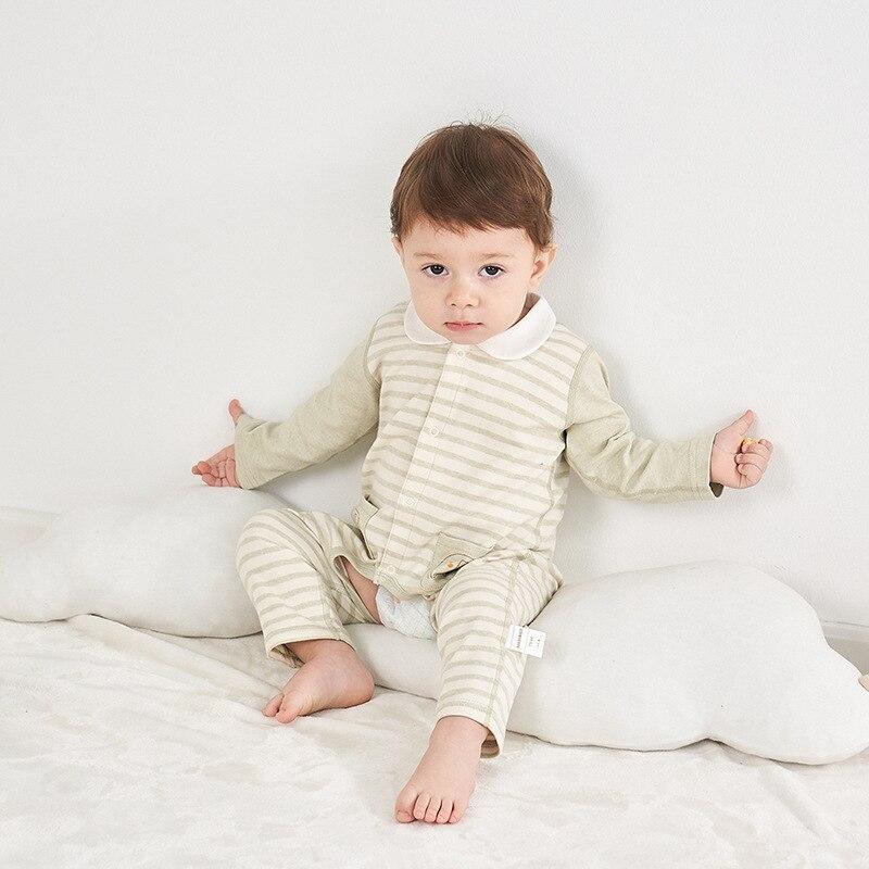 Sleepwear & Robes Dutiful Maineouth 0-12month Spring Baby Girls Bodysuit Boys Newborn Clothes Open-seat Blanket Sleepers Pajamas Sleepwear Bodysuits 100% Original Mother & Kids