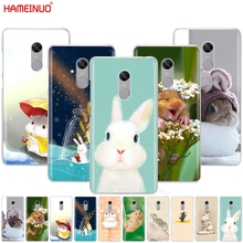 HAMEINUO Rabbit Mouse Hamster Cover phone Case for