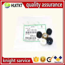 10set Compatible 411018-Gear AB41-1018 AB411018 Developer Gear Kit Set for Ricoh Aficio 1022 1027 1032 2022 2027 2032(China)