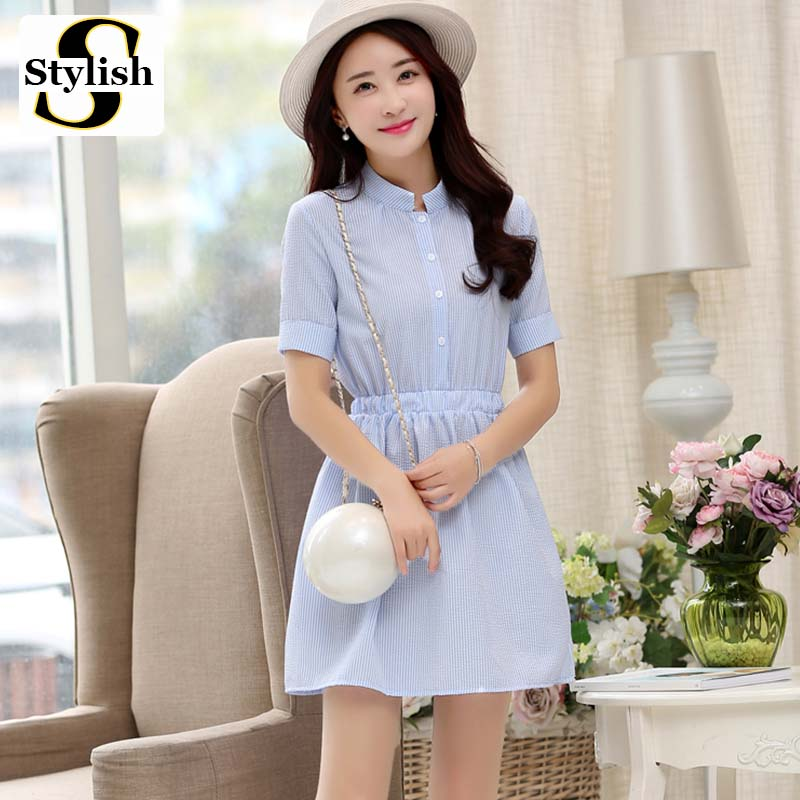 Lastest Korean Casual Dresses For Women Naf Dresses