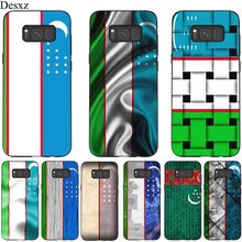 Desxz Silicone Mobile Phone Case For Samsung S6 S7 Edge S8 S9 S10E S10 Plus Cover Uxury Car Subaru Sti Logo Bag(China)