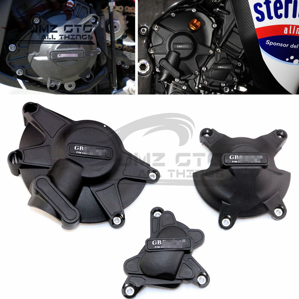Motorcycles Engine cover Protection case for case GB Racing For YAMAHA R1 2009 2010 2011 2012