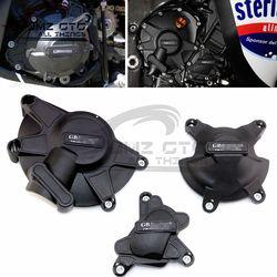 Мотоцикл крышка двигателя Защитный чехол для case GB Racing для YAMAHA R1 2009 2010 2011 2012 2013 2014