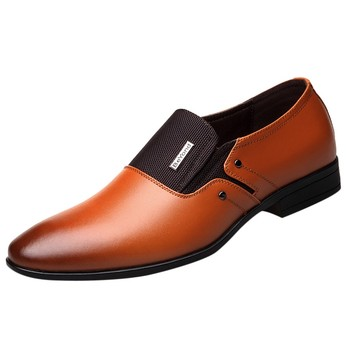 Leather Formal Shoes - Zapatos De Hombre De Vestir