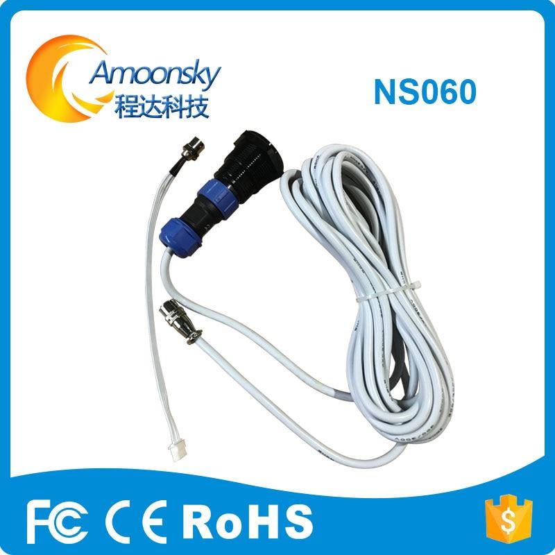 Indoor outdoor led display Light Sensor NS060 nova LED screen brightness adjustment sensor цена и фото
