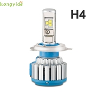 High Quality 2pc 70W 7000LM H4 Car LED Headlight B2 Canbus 6000K Kit Fog Lamp
