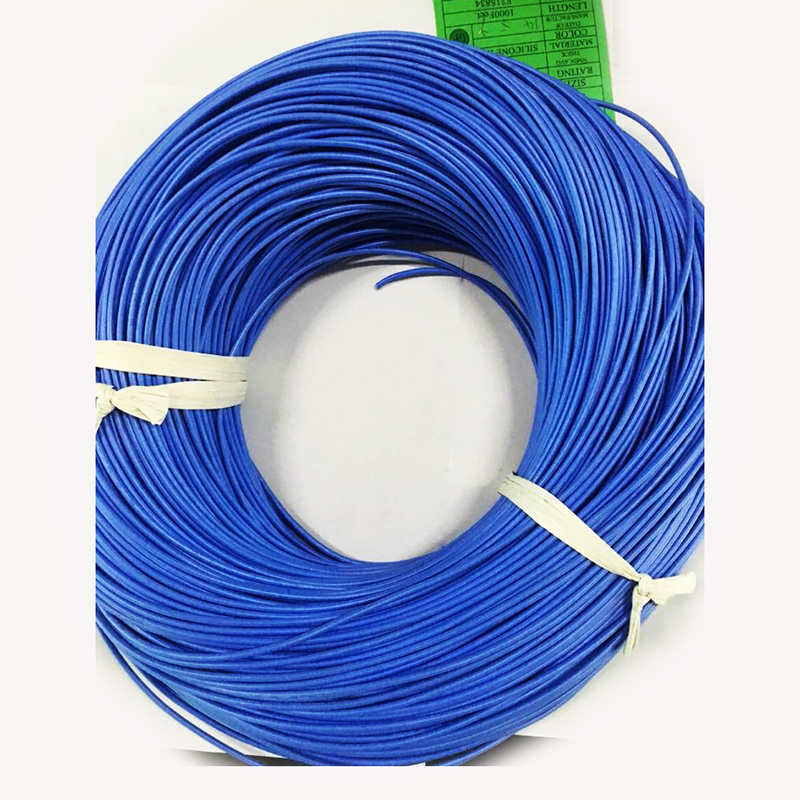 UL3135 20AWG Silicone Rubber Wire, 600V 0.56mm2 Heatproof Max 200 ...