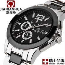 Carnival waterproof military diving sprots male mechanical watch sapphire mirror scratch-resistant ceramic luxury brand watches