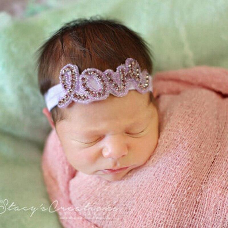 New 2016 Newborn Baby Girls Rhinestone Hs