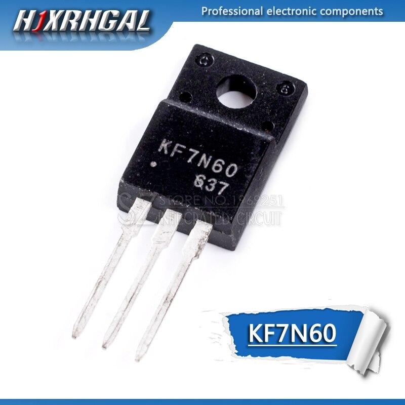 1pcs KF7N60 TO220F KF7N60F TO-220F 7N60