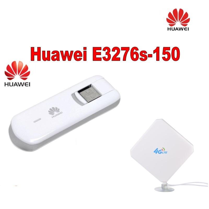 HUAWEI E3276s-150 150Mbps Cat 4 LTE Surfstick+ External TS-9 Antenna for Huawei E3276 for huawei 100