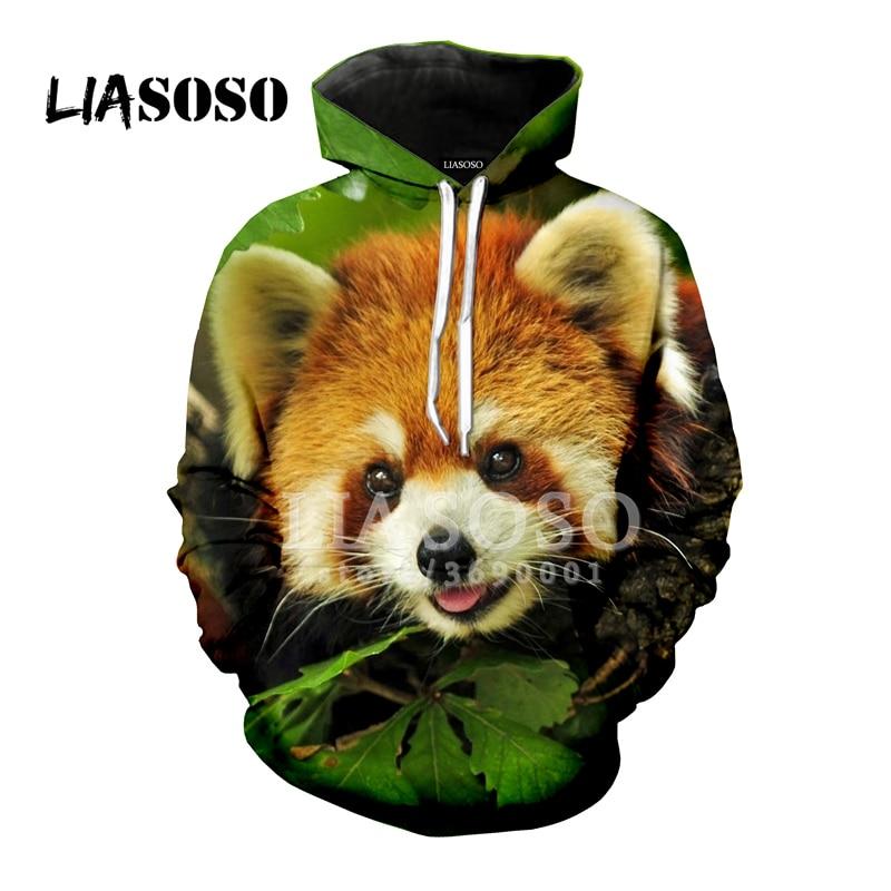 Womens Mens Sweatshirts 3D Print Lion Head Thin Hoodies Animal Pullover Tops