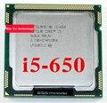 Пожизненная гарантия Core i5 650 3.2 ГГц 4 м SLBLK четыре темы настольных процессоров компьютер процессорный сокет LGA 1156 контакт.