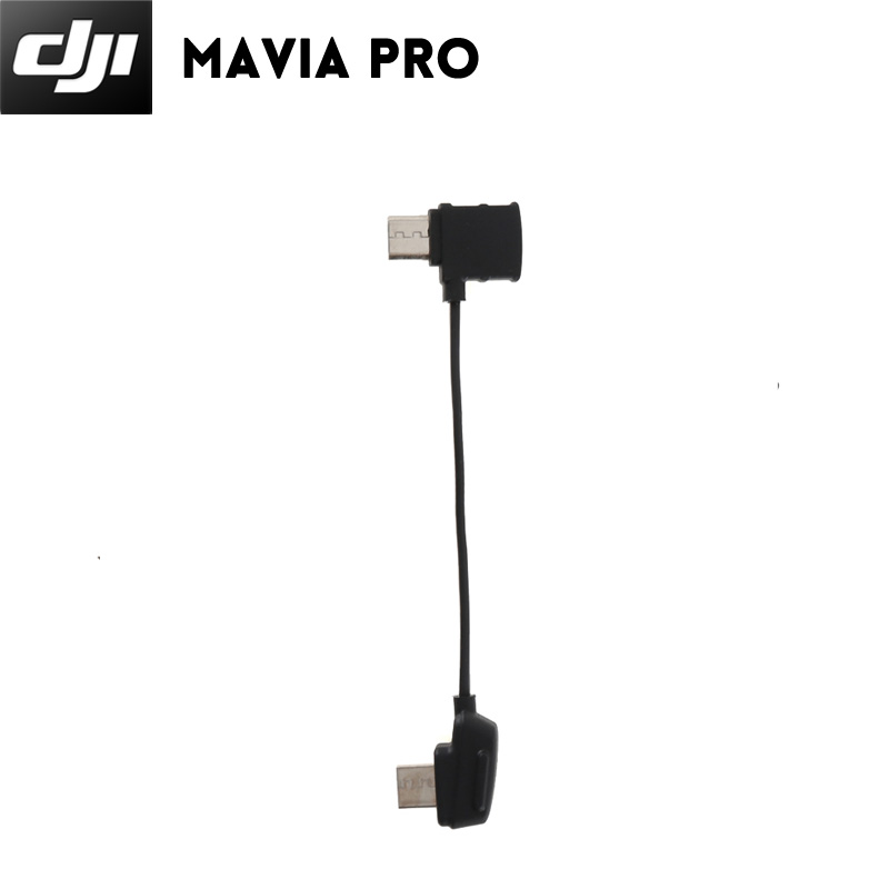 DJI Mavic Pro – RC Cable (Standard Micro USB connector) 100% original DJI parts