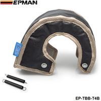 H q t4 turbocompressor carregador cobertor gorro feito à mão qualidade garantido padrão cor preto EP TBB T4B -